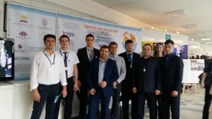 Солнечная регата на Всероссийском инженерном конкурсе