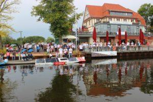 Solarbootregatta 2020 Wildau, Deutschland @ Technische Universität Wildau