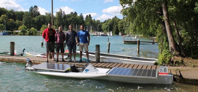 В «Solarbootregatta -2018» примут участие 6 российских команд.