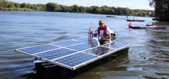 Wildauer Solarbootregatta 2018: Дайджест соревновательных дней