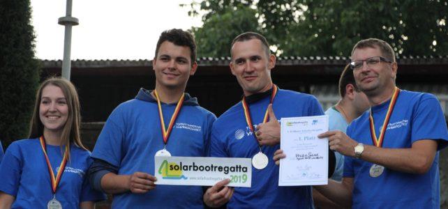 Результаты соревнований: Wildauer Solarbootregatta 2019